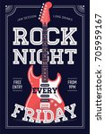 Cool 'rock Night Every Friday'...