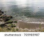 mossy sea | Shutterstock . vector #705985987