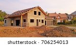 Small photo of New build house, La Grand Larra, Gap, Haute Provence, France.