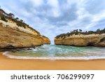 Very Big Rock In The Sea ...