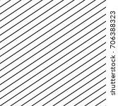 vector seamless stripe pattern. ... | Shutterstock .eps vector #706388323