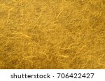 yellow handmade paper texture...   Shutterstock . vector #706422427