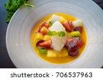 healthy mango   tropical fruits ... | Shutterstock . vector #706537963