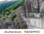 View On Vidraru Dam And High...