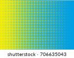 cartoon pattern with circles