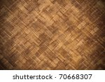 Abstract Art Bamboo Wall ...