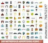 100 metropolis advertising