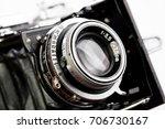 old camera | Shutterstock . vector #706730167