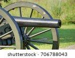Small photo of American Civil War Cannon