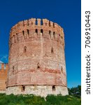 Tower Of Smolensk Fortress Wal...
