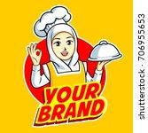 woman chef  woman muslim chef ...