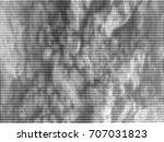 halftone dots texture... | Shutterstock .eps vector #707031823