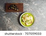 haute cuisine  gourmet... | Shutterstock . vector #707059033
