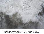 white wall texture  grunge...   Shutterstock . vector #707059567