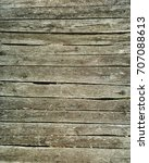 old wooden boards of grey color ... | Shutterstock . vector #707088613