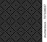 ethnic seamless surface pattern ... | Shutterstock .eps vector #707328037