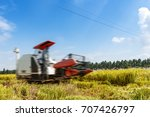 agriculture industrial... | Shutterstock . vector #707426797