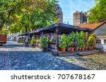 serbia  belgrade   september 1 ...   Shutterstock . vector #707678167