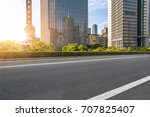 cityscape and skyline of... | Shutterstock . vector #707825407