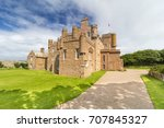the castle of mey formerly... | Shutterstock . vector #707845327