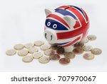 Brexit Payment  Piggy Bank On...