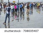 mumbai  maharashtra  india 17... | Shutterstock . vector #708035407