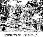 background black and white ... | Shutterstock .eps vector #708076627