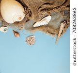 diverse travel girlish stuff on ...   Shutterstock . vector #708263863