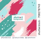 abstract background design.... | Shutterstock .eps vector #708278743