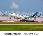 montreal  canada   august 28 ... | Shutterstock . vector #708295417
