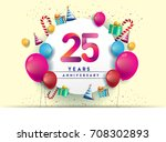 25th years anniversary...