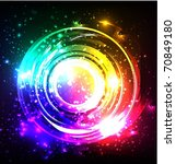 space background   Shutterstock .eps vector #70849180