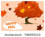 an illustration in cartoon... | Shutterstock .eps vector #708505213