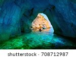 greece  the island of zakynthos....   Shutterstock . vector #708712987