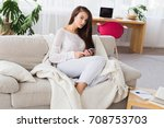 always in touch. good looking...   Shutterstock . vector #708753703