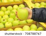 A Seller Who Chooses Green...