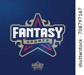 modern professional fantasy... | Shutterstock .eps vector #708797167