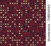 geometric pattern design    Shutterstock .eps vector #708826543