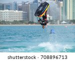 uae jet ski race freestyle.  ...   Shutterstock . vector #708896713