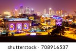 kansas city  missouri   july... | Shutterstock . vector #708916537