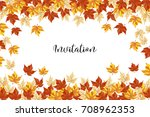 an illustration with bright... | Shutterstock .eps vector #708962353