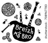 vector celtic symbols and...