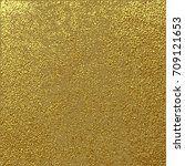 gold grunge texture to create... | Shutterstock .eps vector #709121653