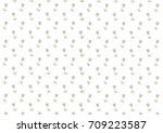 fun kids seamless pattern | Shutterstock . vector #709223587