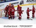 podolsk  russia   september 3 ... | Shutterstock . vector #709283857