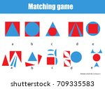 educational children game.... | Shutterstock .eps vector #709335583
