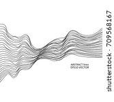 vector illustration of abstract ...   Shutterstock .eps vector #709568167