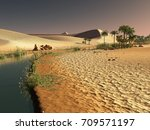 beautiful natural background ... | Shutterstock . vector #709571197