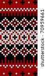 Raster Seamless Knit Pattern...