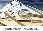 business accounting    Shutterstock . vector #709839637
